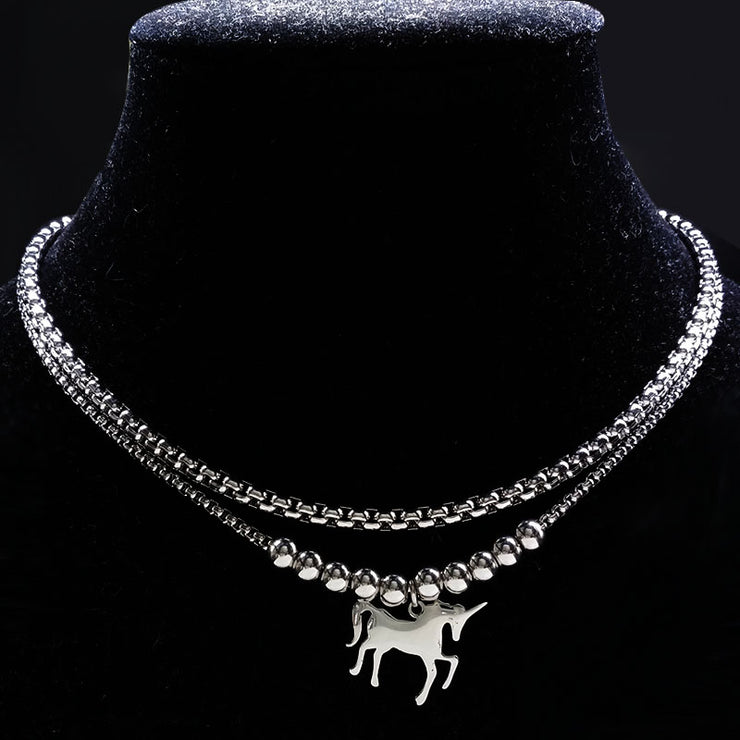 Collar - Unicorn Love