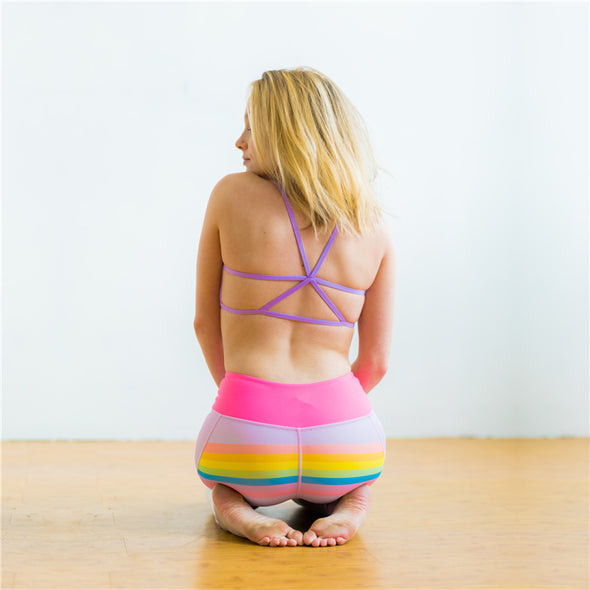 Rainbow leggings - Unicorn Pocket