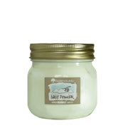 Barenaturals baby Powder Medium Candle