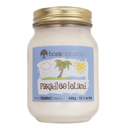 Paradise Island Scented Candle