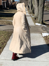 Bisang Lambskin Floor Length Shearling Coat