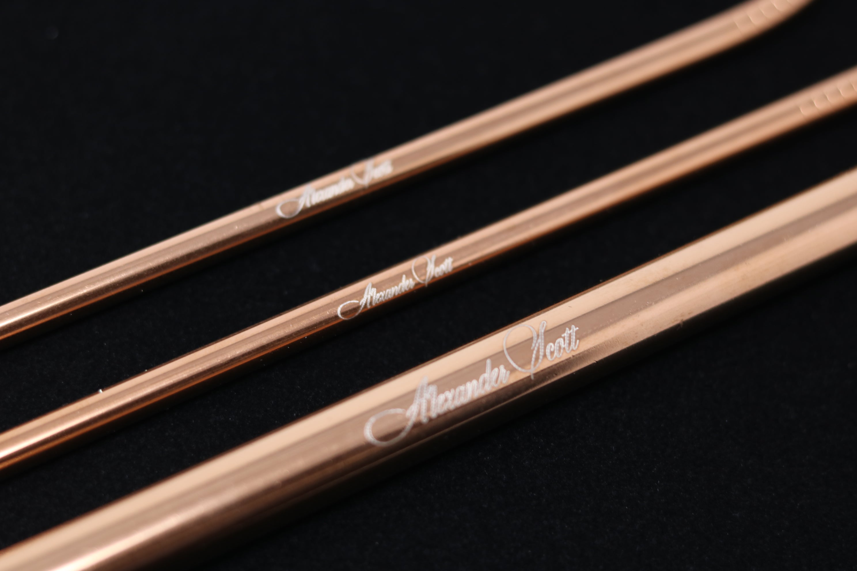 Eco-Friendly Titanium Straws