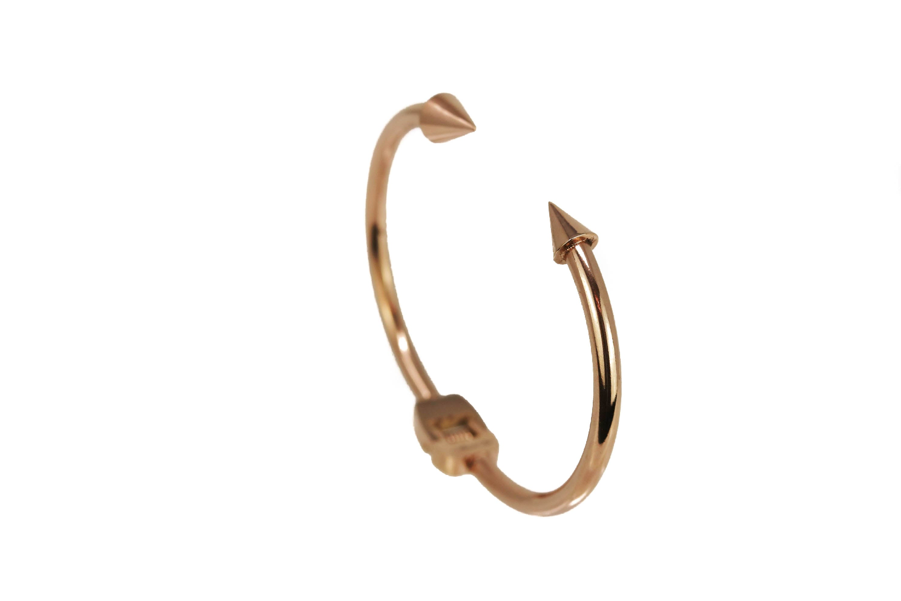 Rose Gold Spear Rose Gold Bracelet