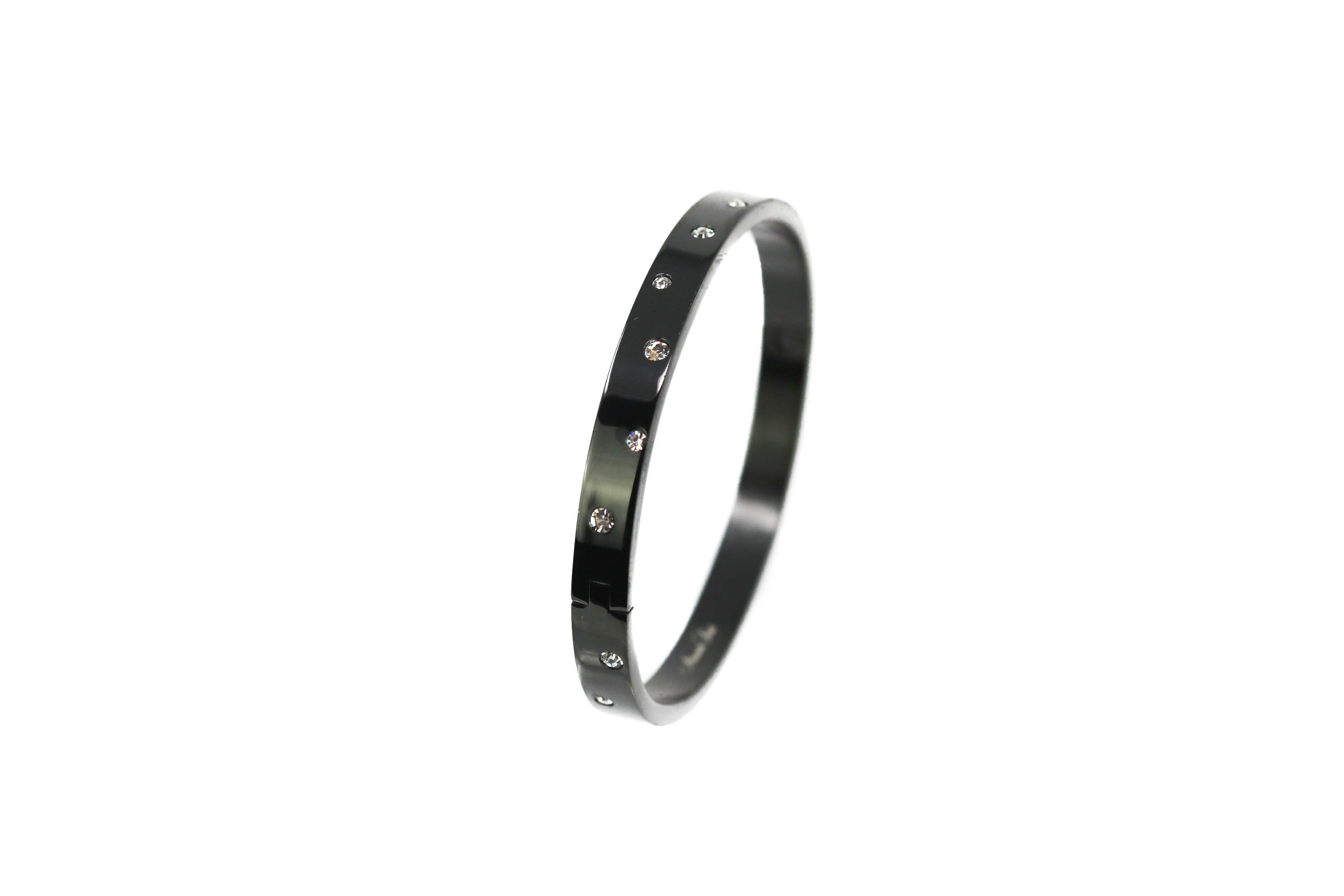 Black Galaxy Black Bangle