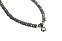 Load image into Gallery viewer, Labradorite Beaded Necklace