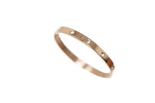 Load image into Gallery viewer, Rose Gold Bangle