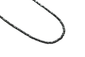 Hemelite Black Necklace