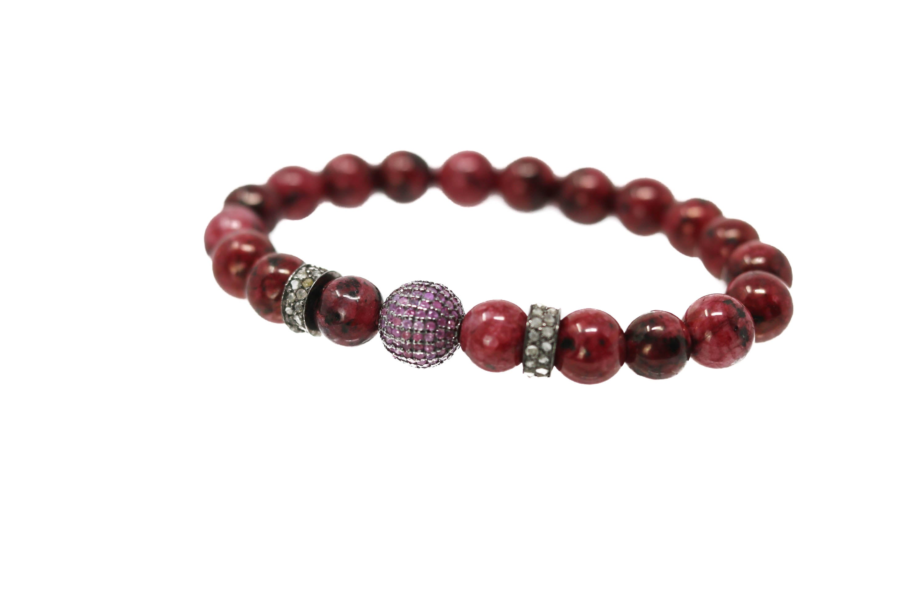 Ruby Red Ruby beads