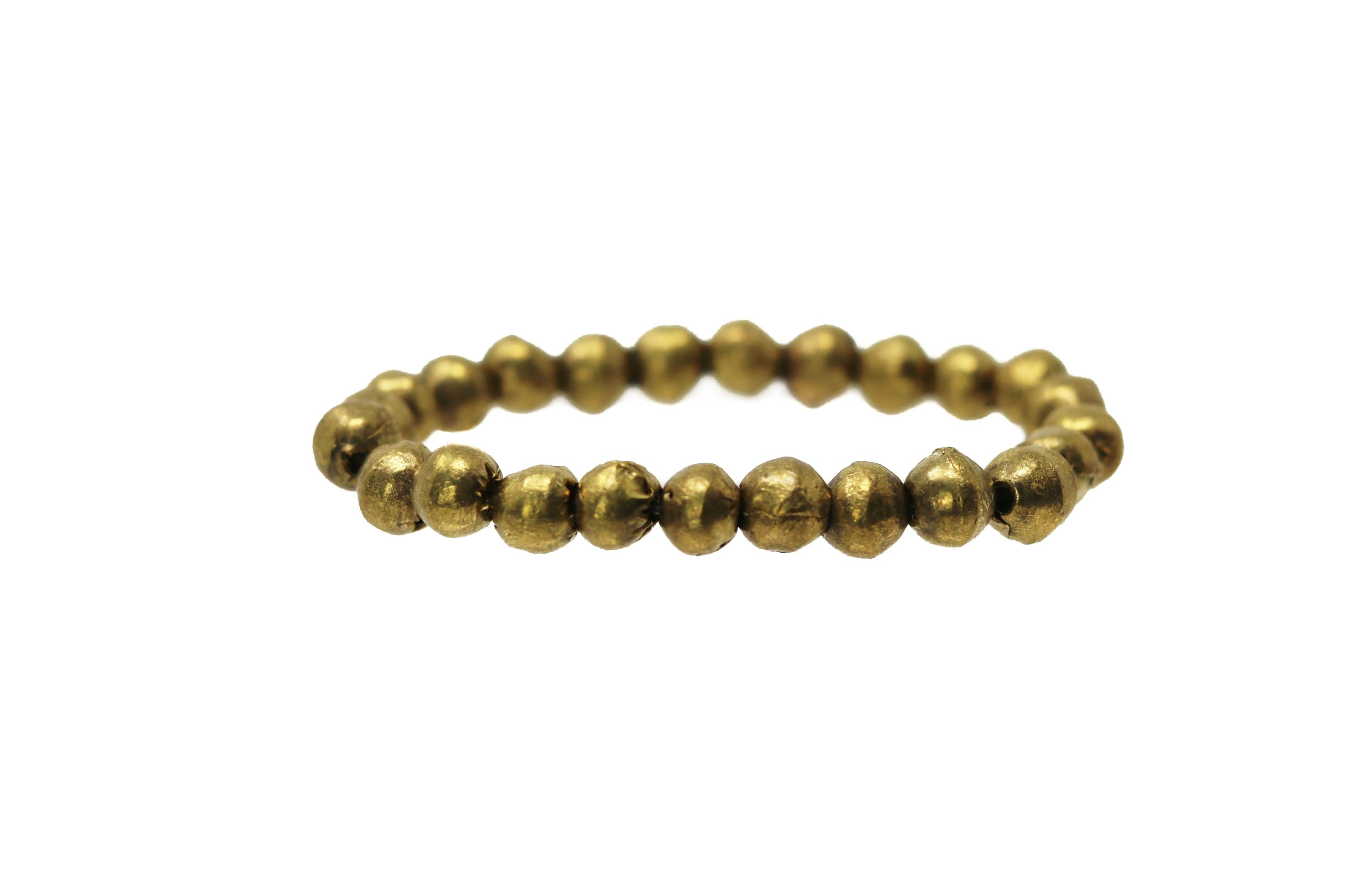 Island Gold Gold Beads