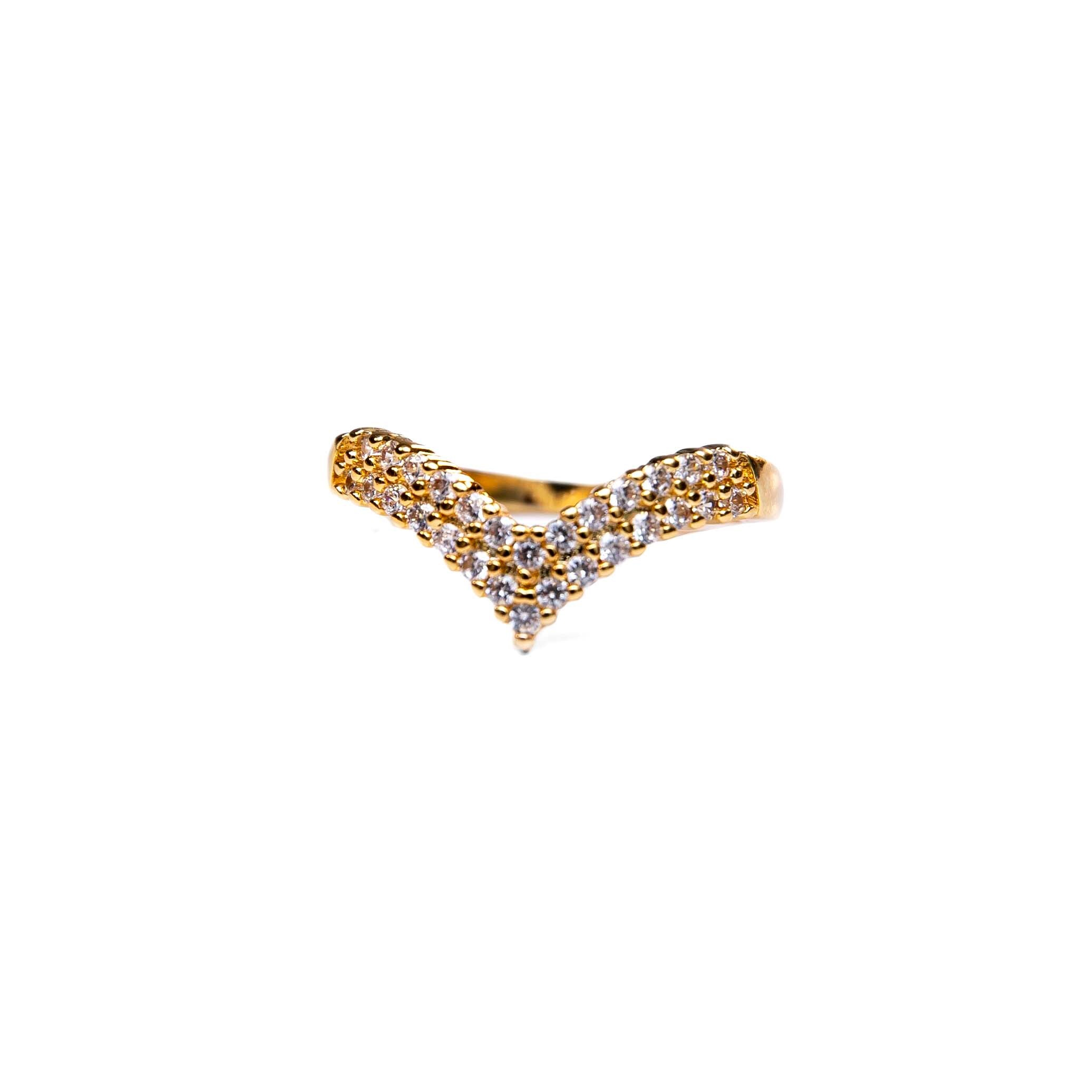 Multi Diamond Gold, Rose, Gold, Silver Rings