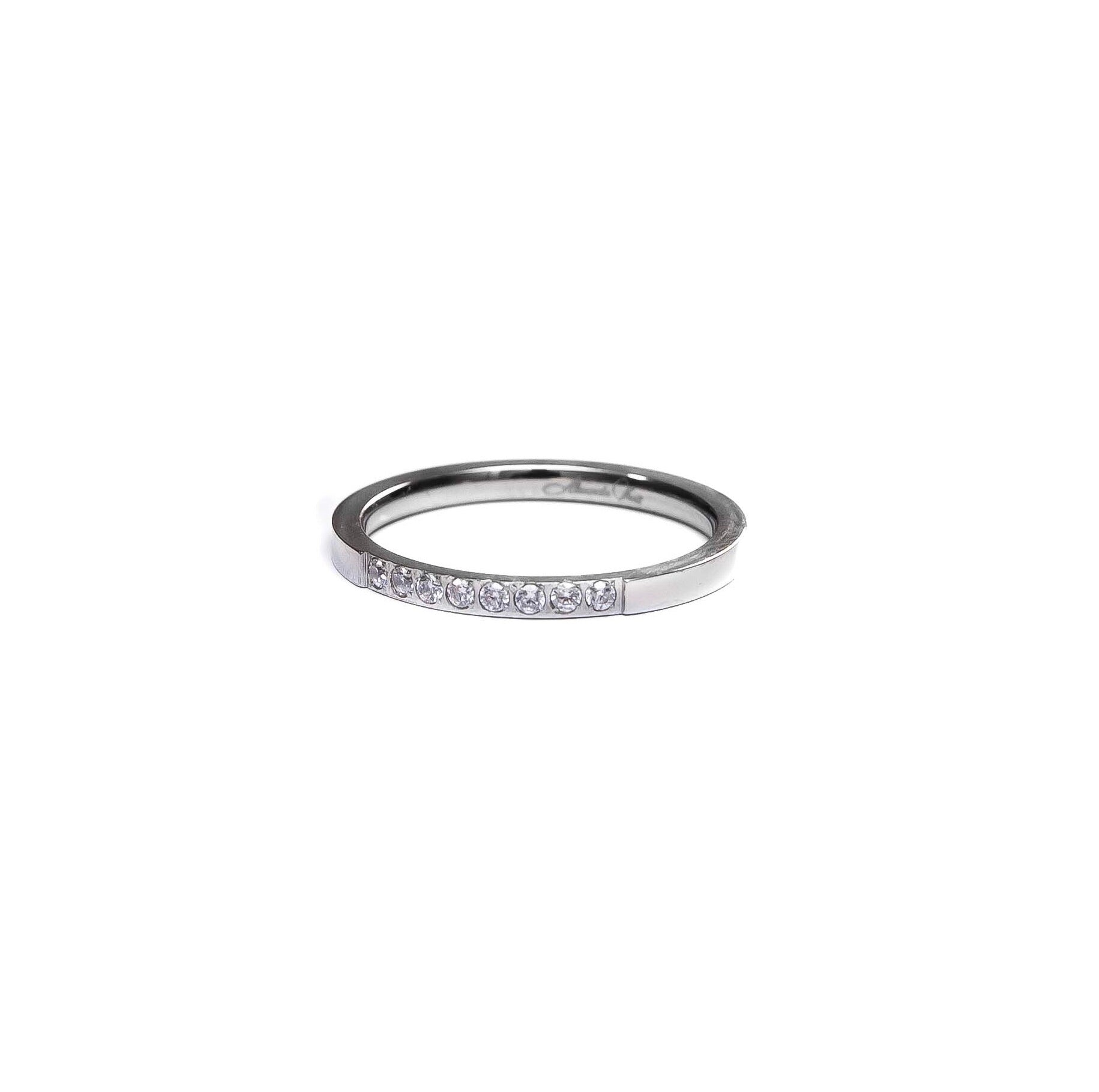 Dainty Silver Sterling Silver Ring