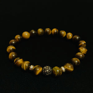 Tigers Eye For Men