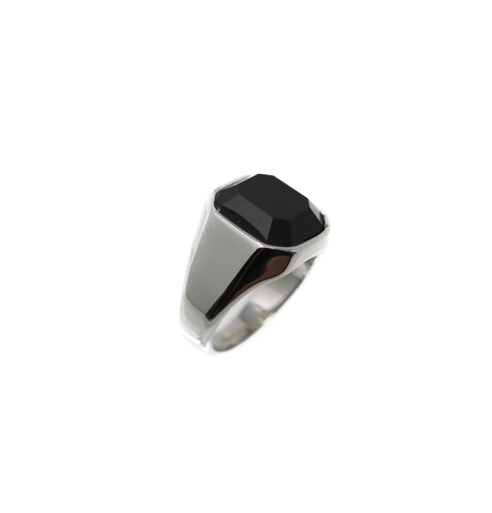 Black Onyx Black Onyx Men's Ring