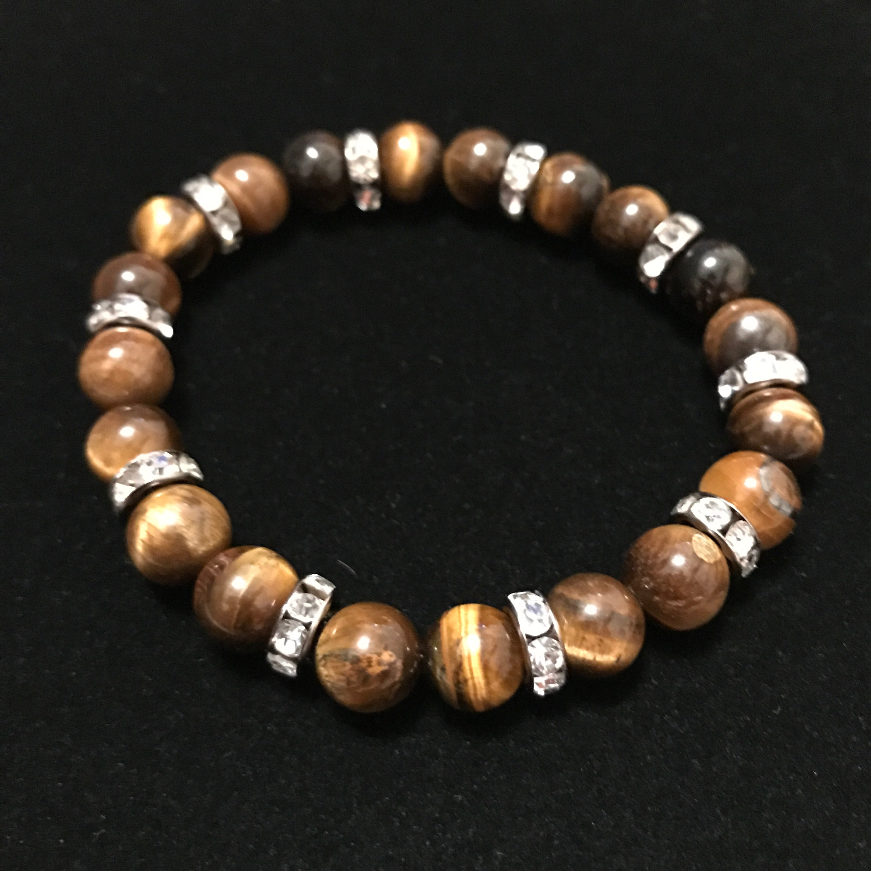 Diamond Tiger Eye Diamond Tiger Eye