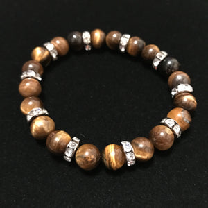 Diamond Tiger Eye