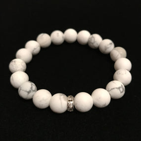 Diamond Howlite