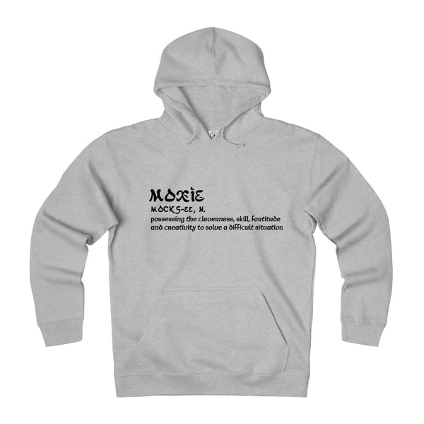Adult Unisex Heavyweight Fleece Hoodie