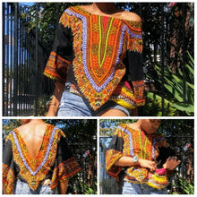 "Kannu Collection: ""The V Kannushiki"" Handmade Dashiki"