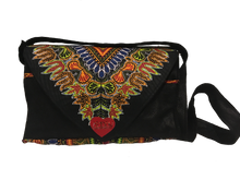 Kannu Collection: The Lisa - Handmade African Print Shoulder Purse