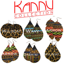 Kannu Collection: Ankara Earrings