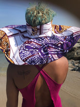 Kannu Collection: Summer Crown - Ankara Sun Hat