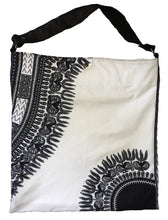 Kannu Collection: Dashiki + Denim Limited Edition Tote