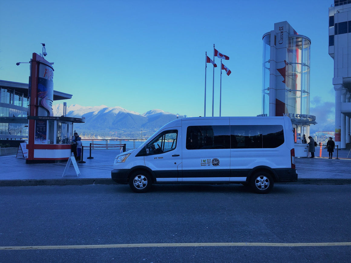 Vancouver to Whistler Private Shuttle