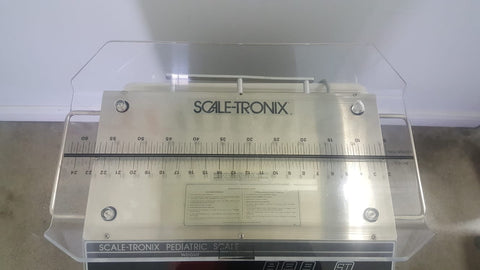 Scale-Tronix® Pediatric Scales