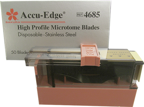 Accu-Edge® Disposable Microtome Blades