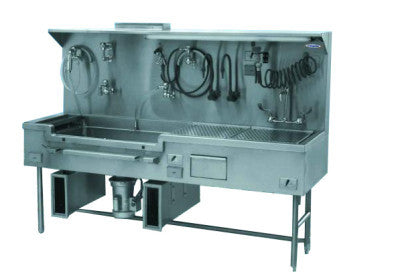 Embalming Sink – Left – CF200