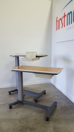 Hill-Rom Overbed Table