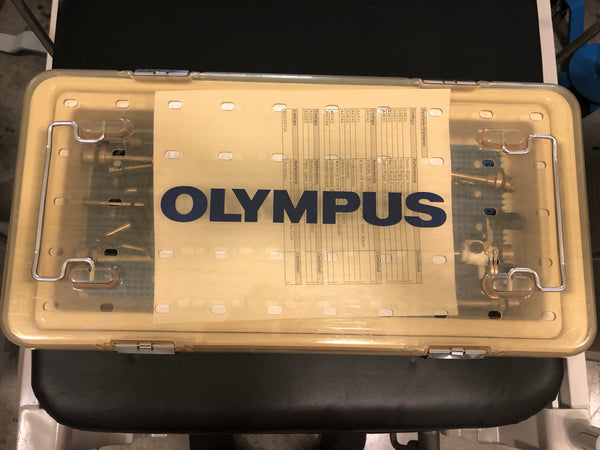 System Olympus Hysteroscope/Cistoresectoscope Instruments