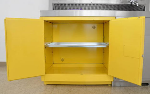 Flammable Storage Cabinet – MB008