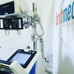Optima XR200amx - GEHealthcare Portable X-Ray