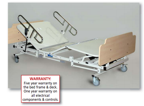 Home Care Bed Model Series 3639, 3648