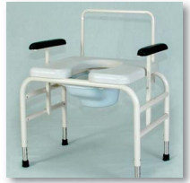 Bed Side Commode Model Series 5232, 5233