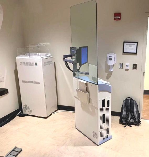 GE Senographe DS Mammography System