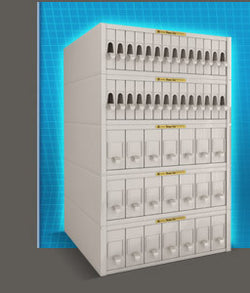 Tissue-Tek® Lab Aid® Slide Filing System