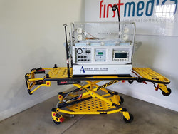 Voyager on Power Ambulance Cot