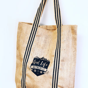 BADGE AUTHENTIC TOTE