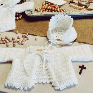 "Little ""Life""s Baby Sweater"