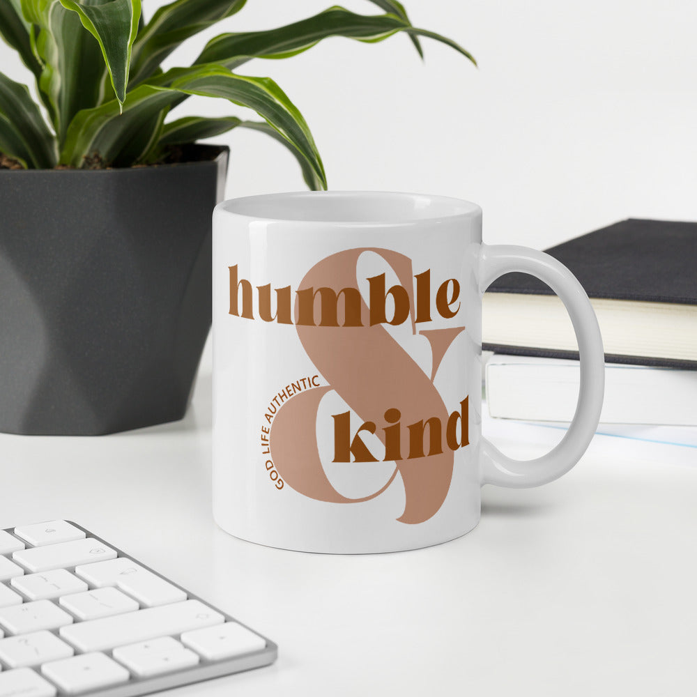 HUMBLE & KIND COFFEE MUG