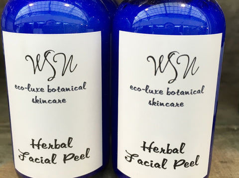 Herbal Facial Peel