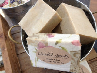 Goat's Milk & Oatmeal Soap