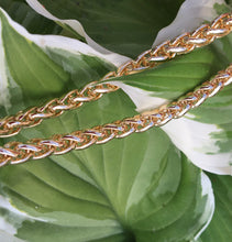Braided Purse Chain 7mm Width