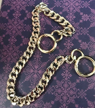 Light Curb Purse Chain - 12mm
