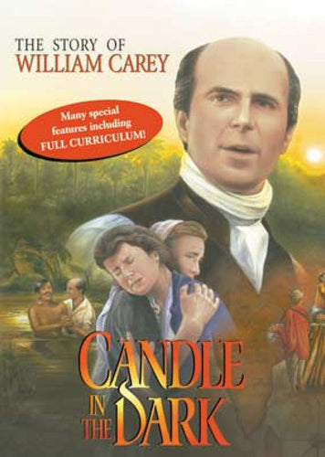 Candle In the Dark DVD