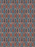 04233 Blue Multi Trend Fabric