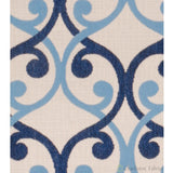 Aweigh Lapis Merrimac/Barrow Industries Fabric