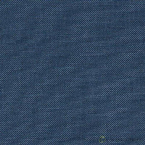 Beacon Hill Escanaba Indigo Fabric Solid Fabric - Charleston Fabric